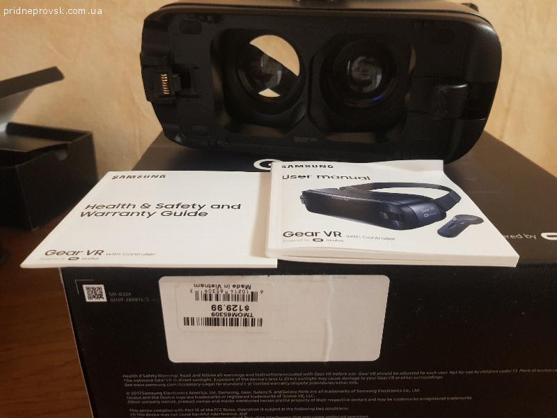 Samsung Gear VR + Gamepad